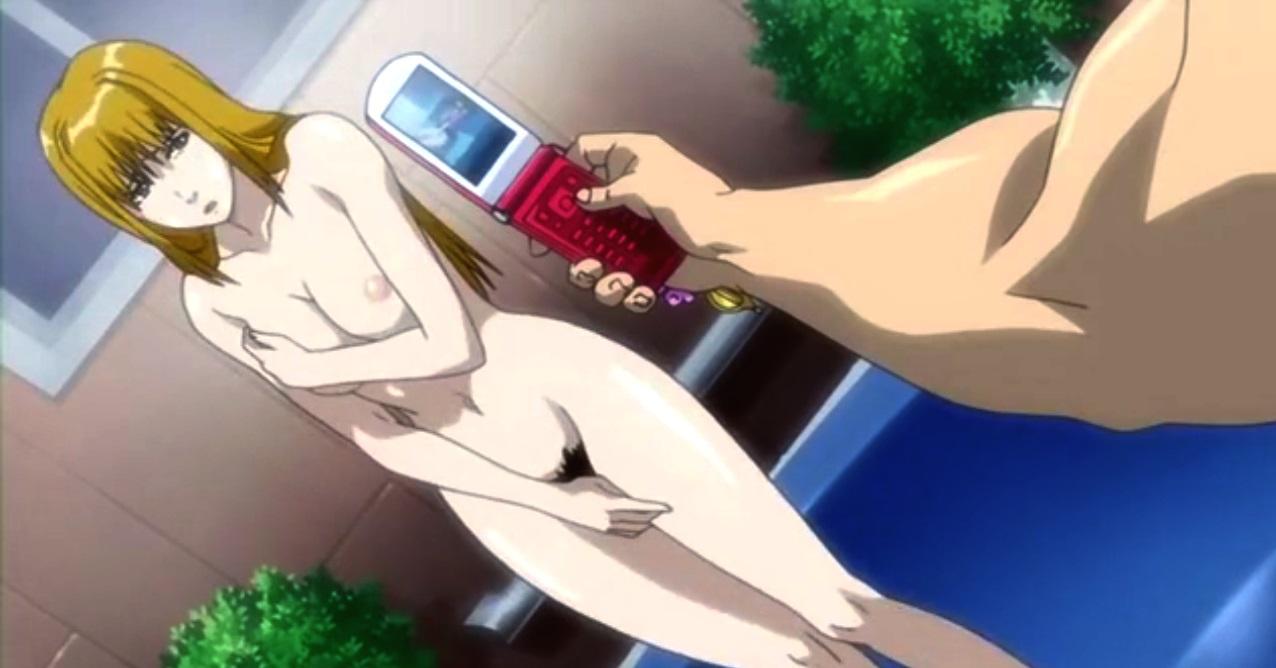 Vagina anime nackt