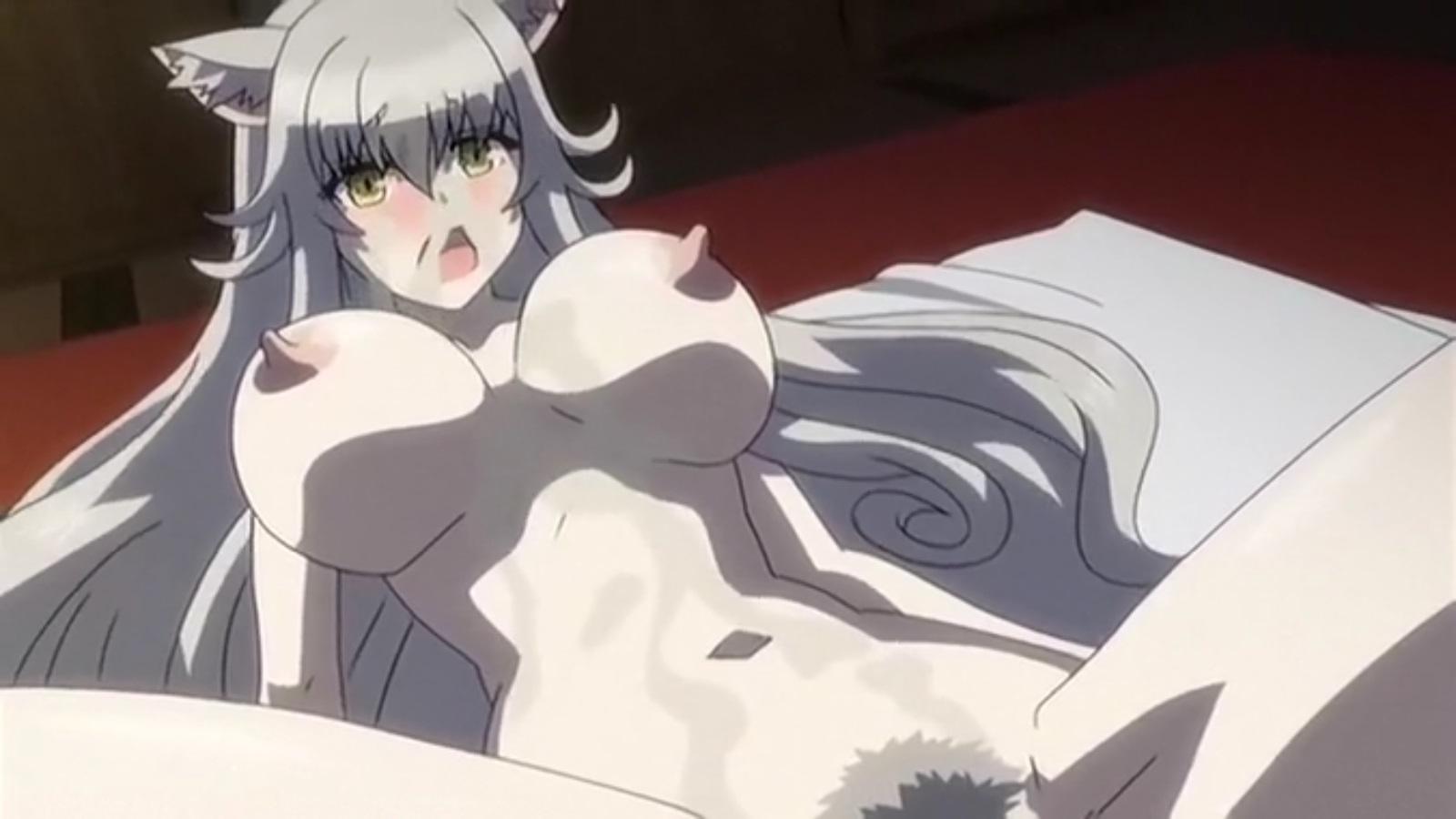Japanese Anime Porn Hentai anime porn werefox blonde girl ginko | watchanime.video